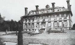 Coleshill House - the HQ for Auxiliary Unit training 1940 - 1944